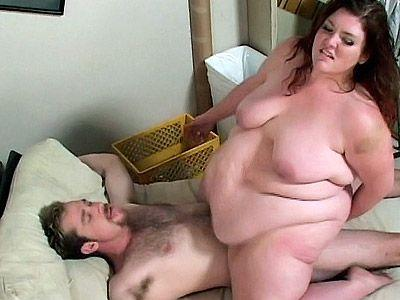 Large position sex woman