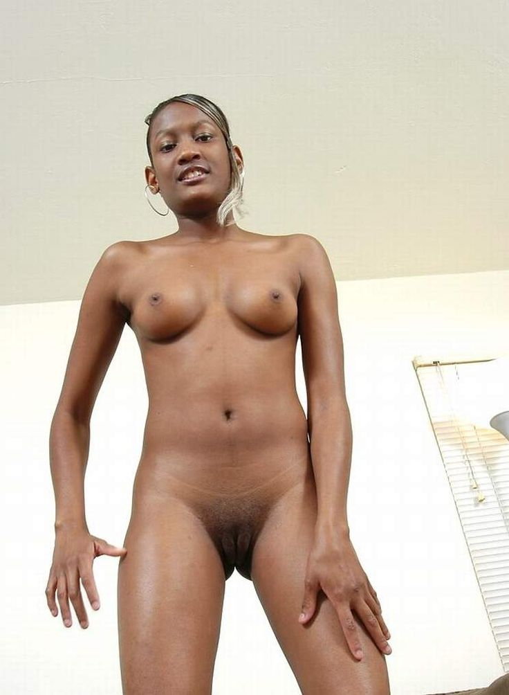 Black beautiful naked women