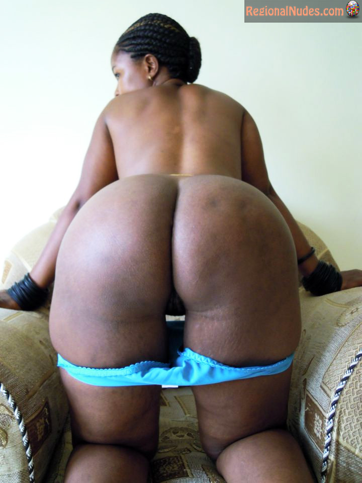 Kenyan lady naked with big booty