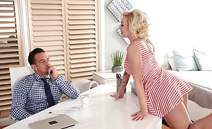 Time audition first porn milf