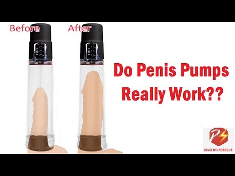 Penis pumps that realy work