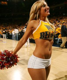 Nude nba cheerleader dancers