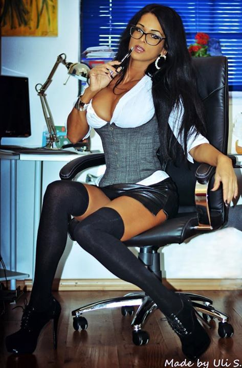Girl pics sissy office sexy