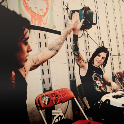 Jacky vincent falling in reverse