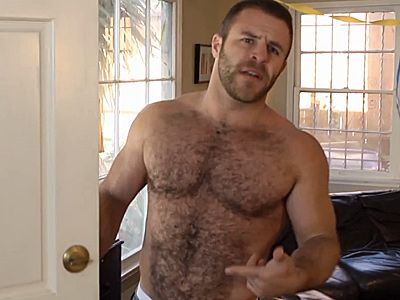 Hairy chest twins nelson
