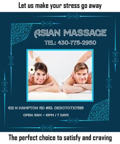 Desoto asian tx massage