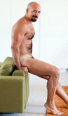 Naked men older sexy hot