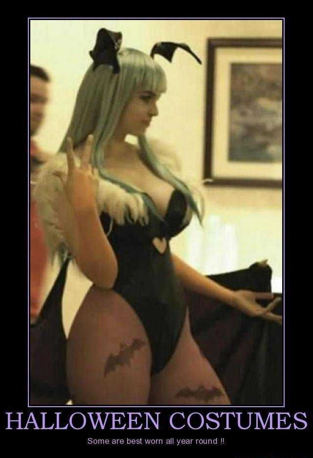 Demotivational slutty halloween costumes