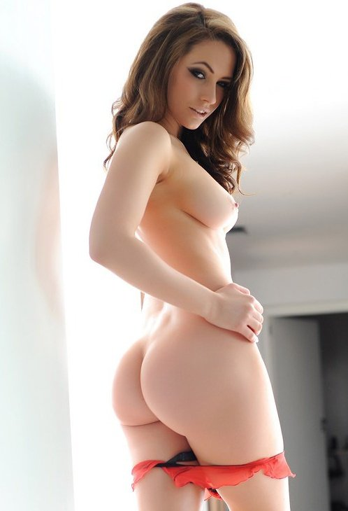 Naked women boobs and ass