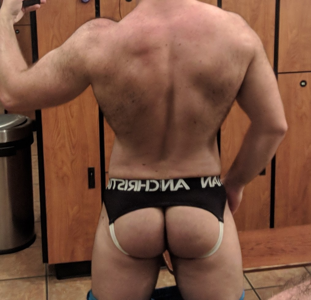 Muscle twink butt tumblr