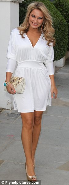 Sex and the city white dress