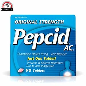 Pepcid ac asian flush