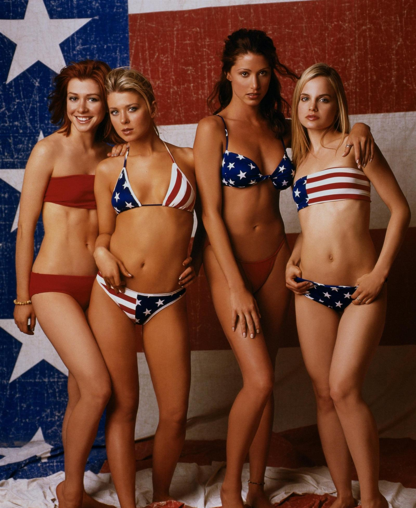 American pie hot girls