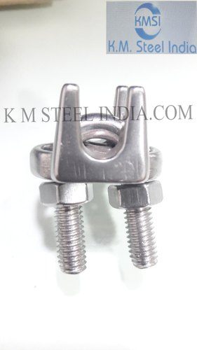 Fist grip wire rope clamps ri