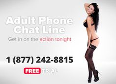 Free adult chat line