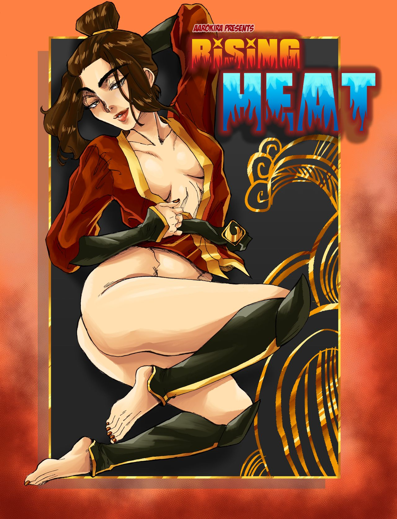 Avatar the last airbender porn comic