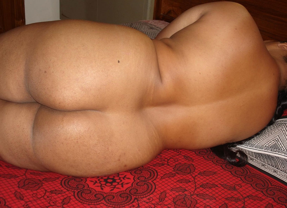Naked phat ass indian