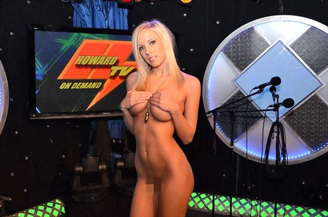 Bibi jones howard stern sybian