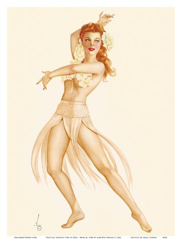 Vargas pin up girls