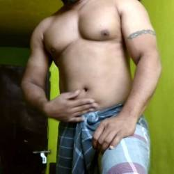 Desi men showing cock