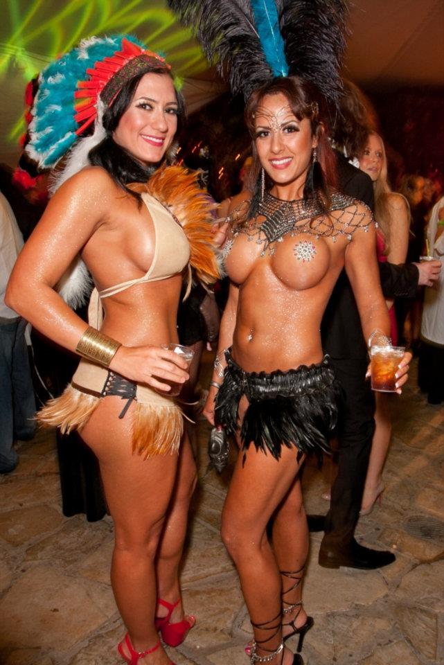 Mansion of nude girls playboy the