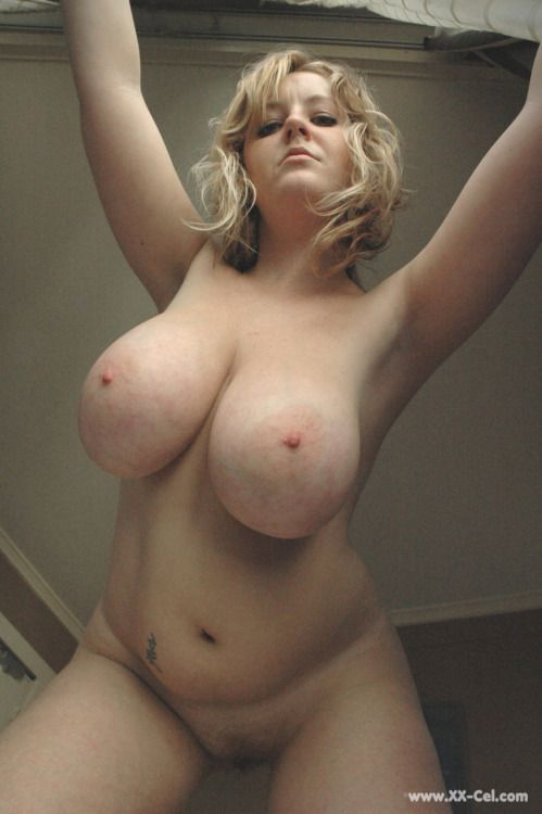 Blondes big natural tits