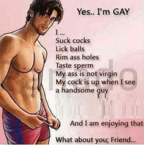 Open that asshole and lick it