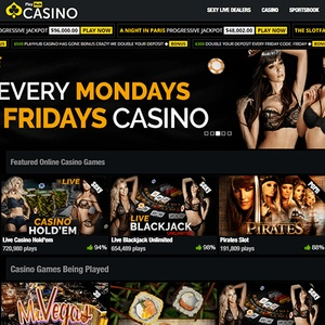 Porno girls games casino