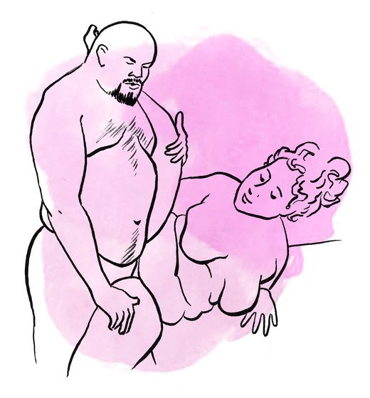 Chubby nude best sex positions