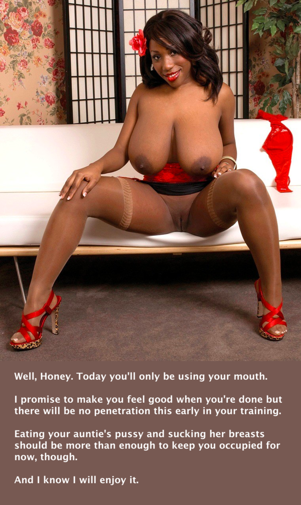 Ebony pussies with cuckold captions