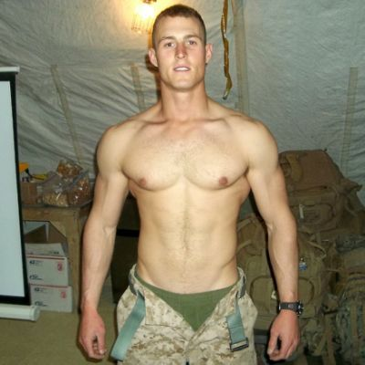 Naked military men nude