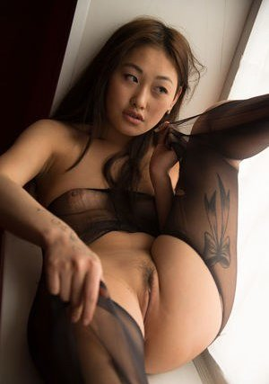 Nude asian girls with big boobs spread
