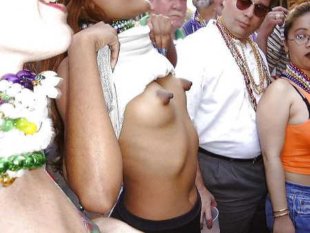 Nude girls with unusual tits