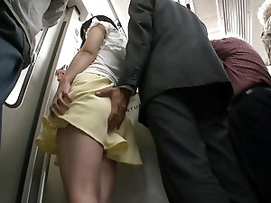 Horny husband slut public