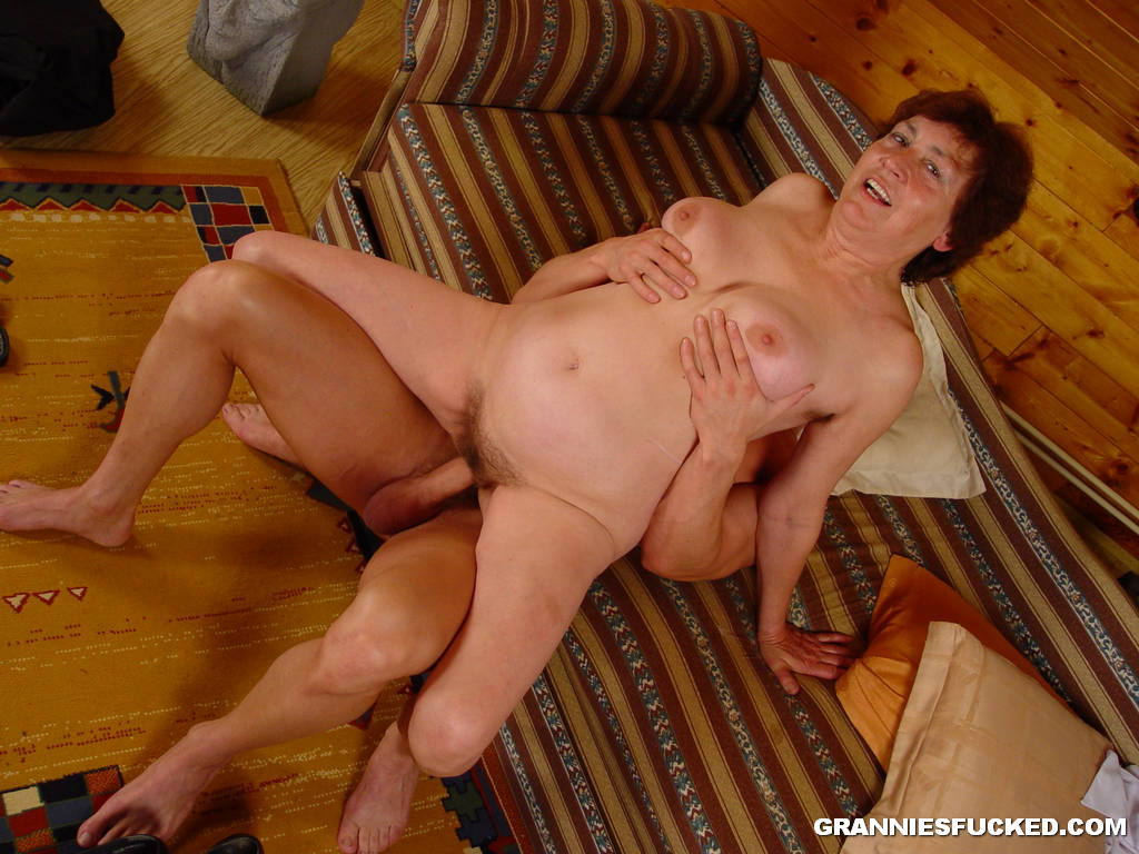 Young and granny sex asian