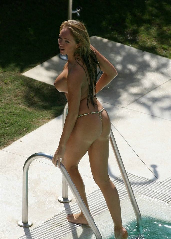 Aisleyne horgan wallace naked