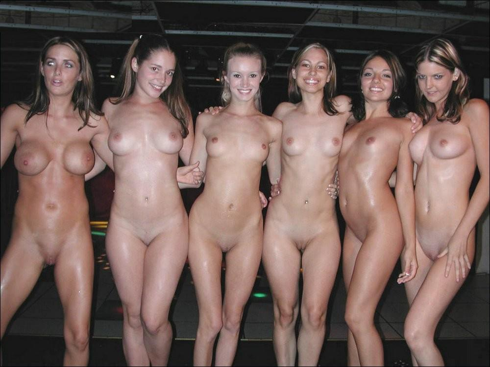 Naked porn ass group