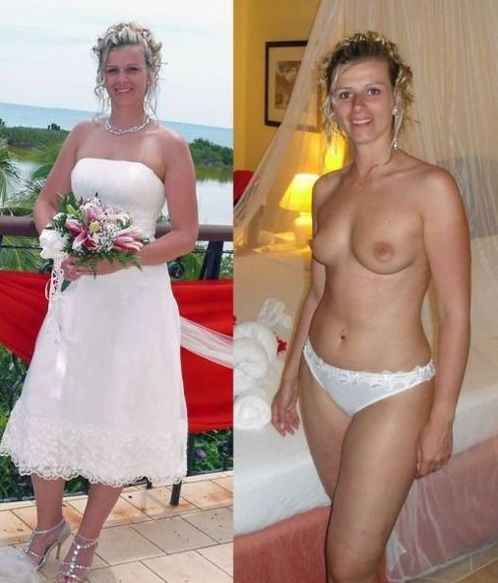Nude girls before after