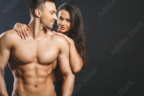 Women muscle men sex and