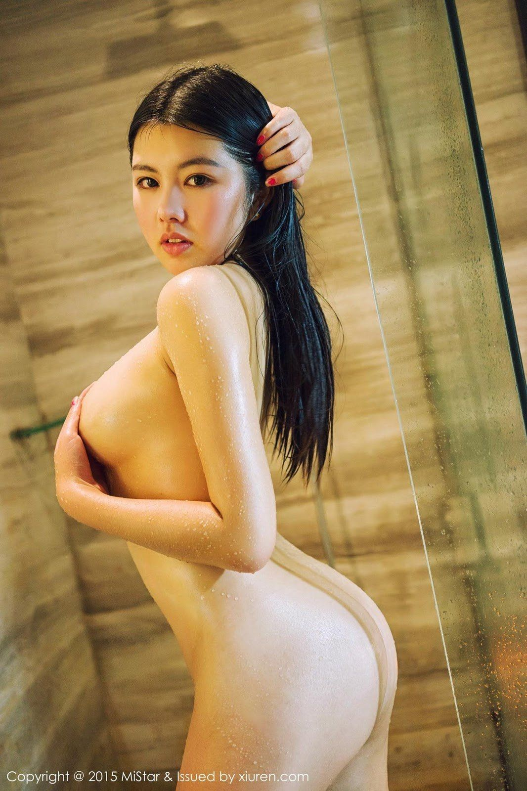 Topless models beautiful chinese girl