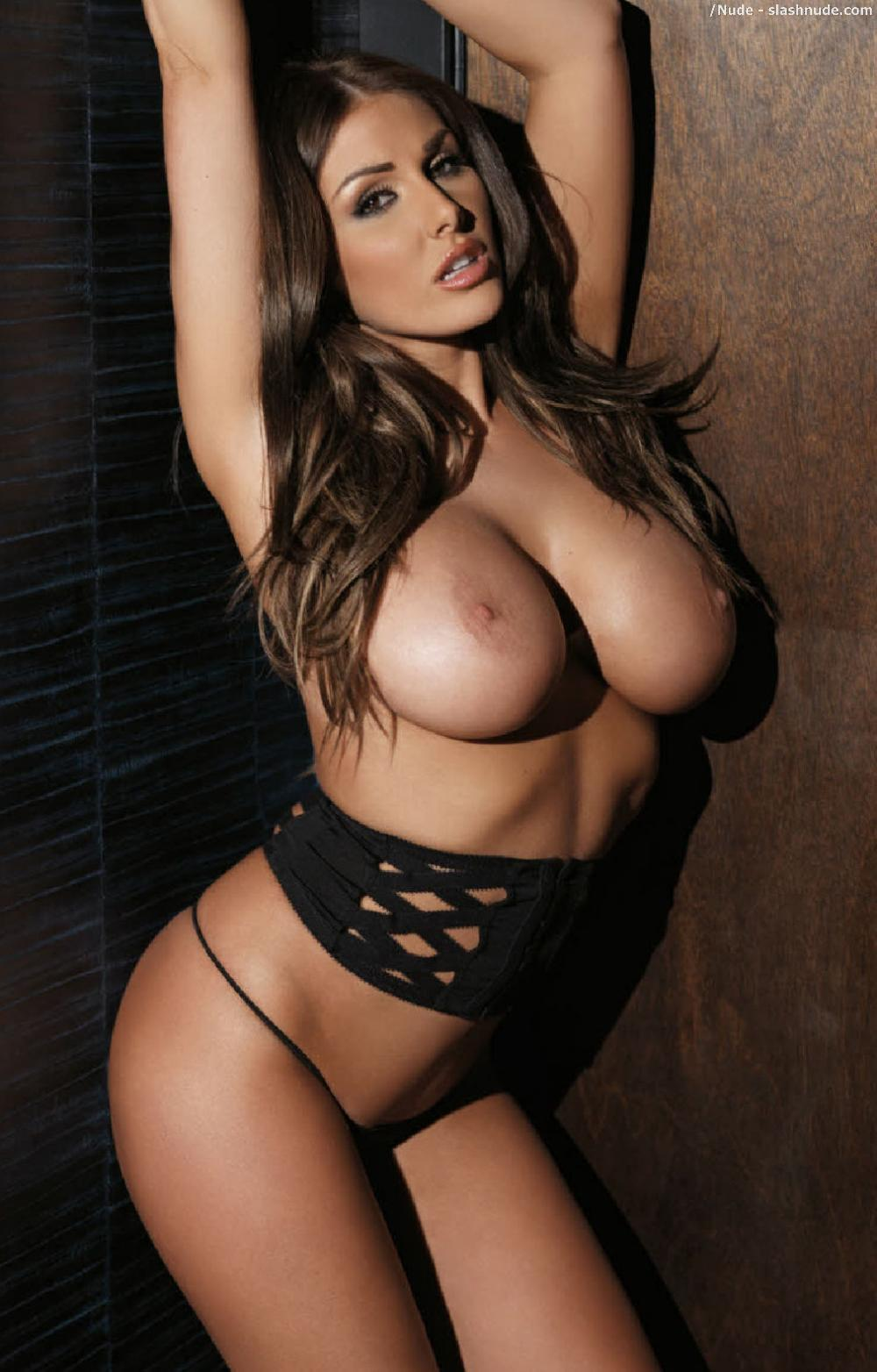 Lucy pinder nude naked topless