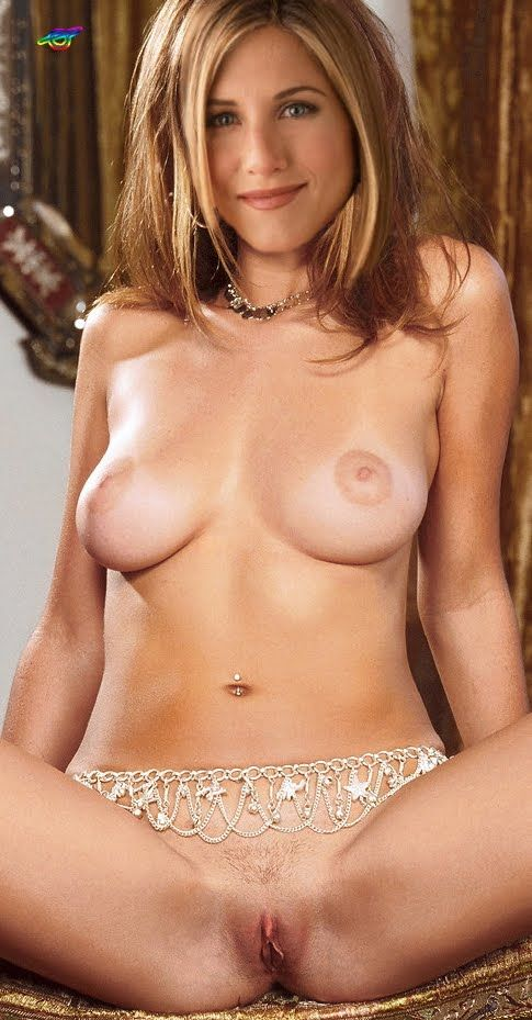 Jennifer aniston naked shaved pussy