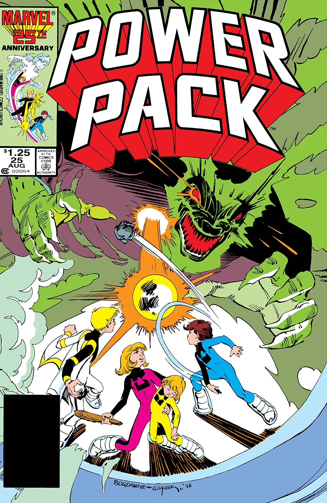 Pack marvel power incognitymous
