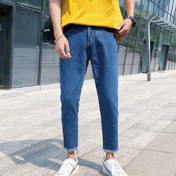 Teen low rise jeans