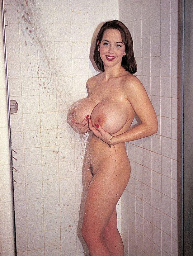 Pregnant girls in bath naked
