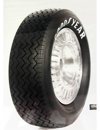 Mustang classic vintage goodyear car tires