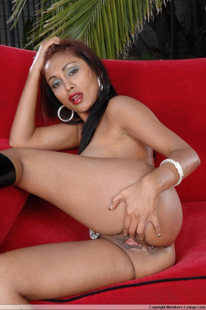 Indian girl pussy spread