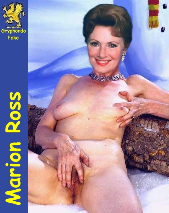 Marion ross nude porn