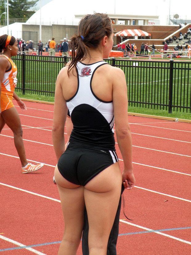 Big ass nude sports