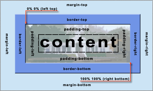 Css background position bottom